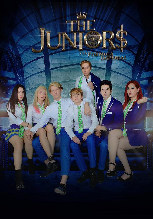 The Juniors y la Fórmula Imperial