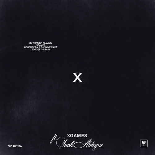 VIC MENSA XGAMES ft. Snoh Aalegra