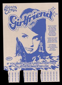 Rebecca Black Poster