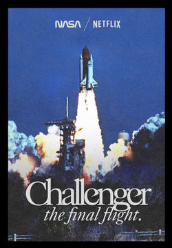 NASA x Netflix Poster