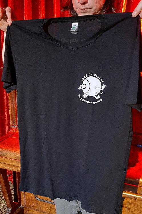 PBC Bowling Ball Shirt - Black