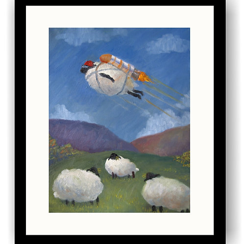 Sheep Flight One