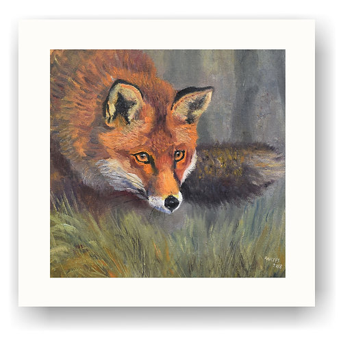 The Stalking Fox