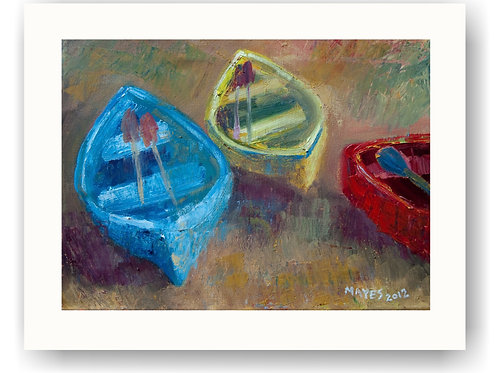 Dry Boats
