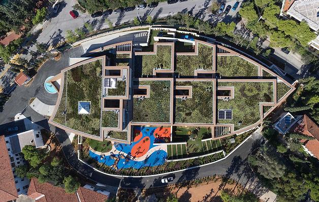 LEED HAEF green school