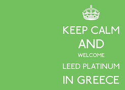 leed platinum greece