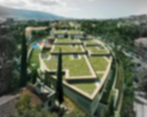 LEED green building