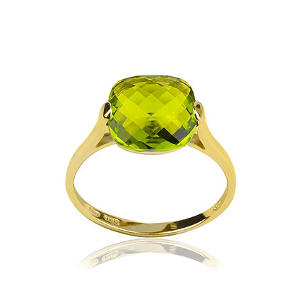 Anello Gioia Verde