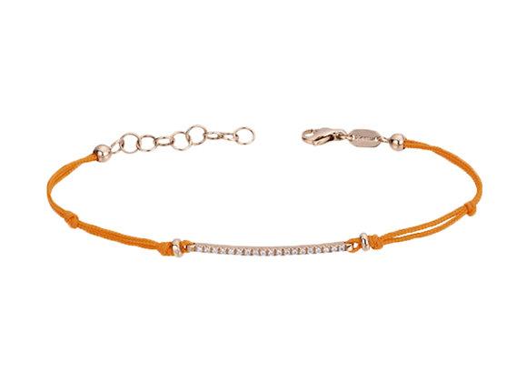 Rose Gold Smile Bracelet