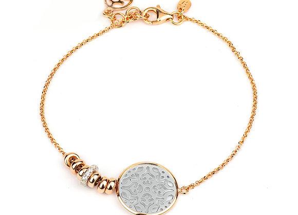 Mirrored Gold Damasco Bracelet