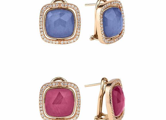 Reversible Pirouette Earrings