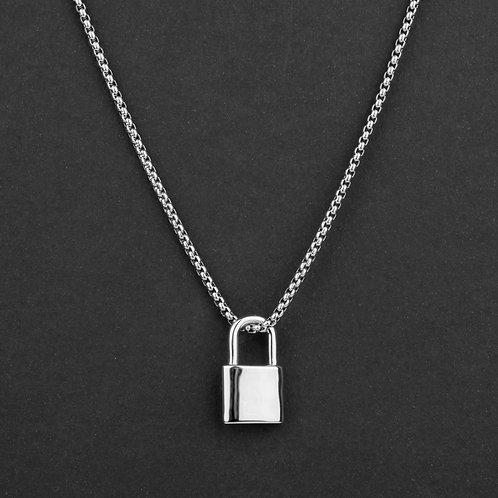 lock white