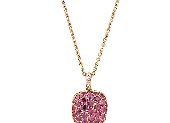 Rubies Parc Guell Necklace