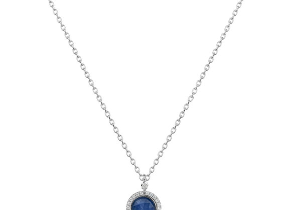 Reversible Pirouette Necklace