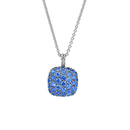 Sapphire Parc Guell Necklace