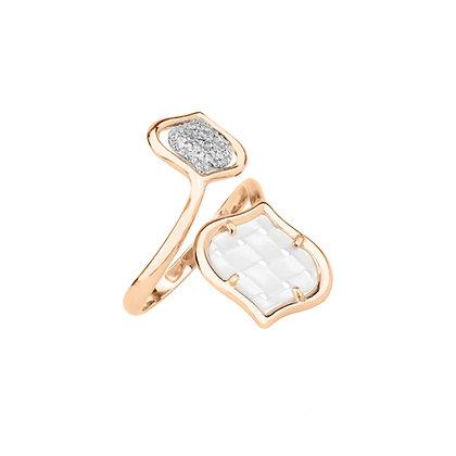 Diamonds Venice Contrarié Ring