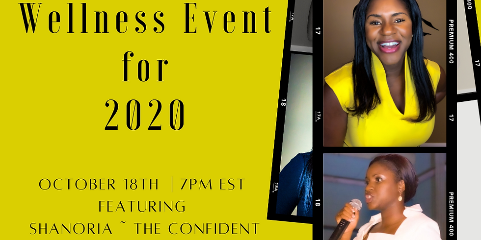 FINAL *FREE* Women's Wellness Event for 2020! RSVP Today to Enter Masterclass Giveaway!