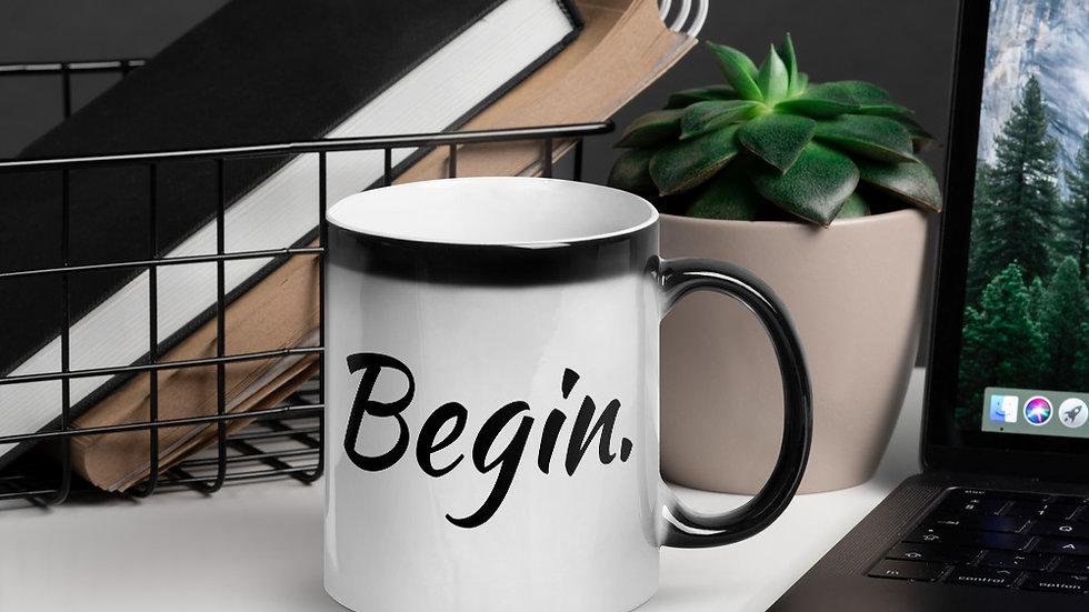 BEGIN.:Glossy Magic Mug