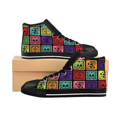 Papel Picado Women's High-top Sneakers