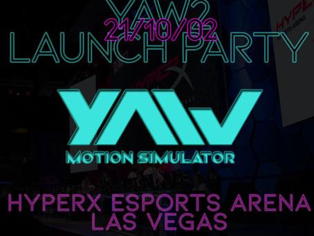 Yaw2 Launch Party - 21/10/02 - HyperX Esports Arena Las Vegas