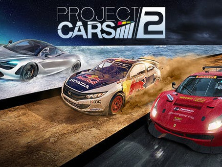 New Game Engine plugin - Project Cars 2