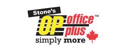 Stone's Logo ~ Simply More JPEG