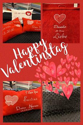 Valentinstag/Liebes Kissen 40*40