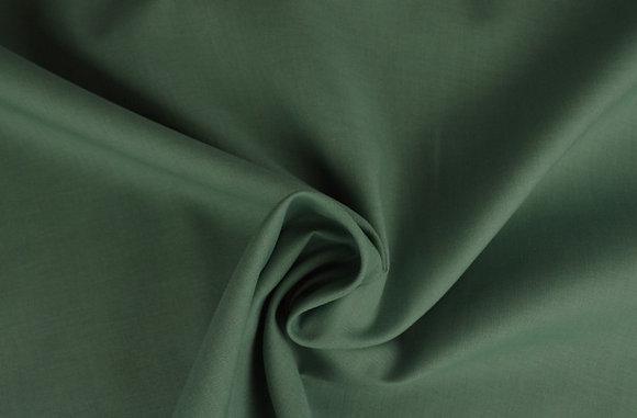 Baumwolle Altgrün ab 0,5m