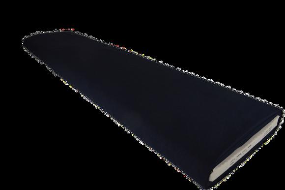 Baumwolle Marine (Dunkel Blau) ab 0,5m