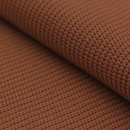 Big Knit Strickstoff Cognac Braun ab 0,5m