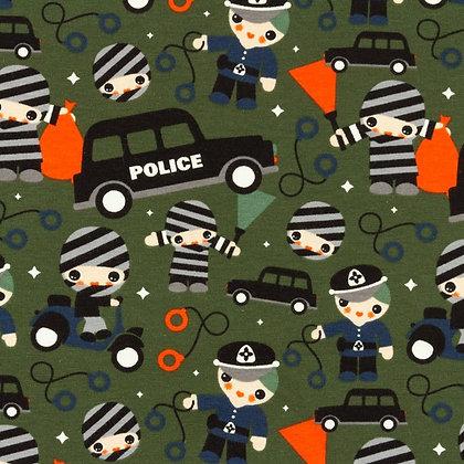 Jersey Bedruckt Crimi Army ab 0,5m