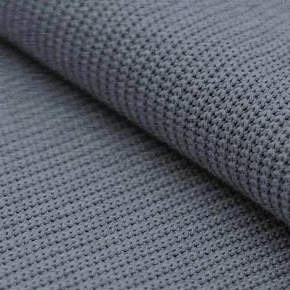 Big Knit Strickstoff Hell Jeans Melange ab 0,5m