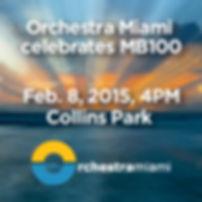 Miami Beach 100th Anniversary