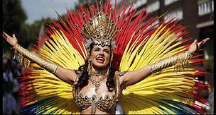 Carnival Samba Girl
