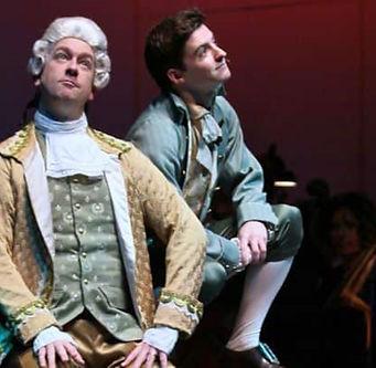 Mozart & his son Karl