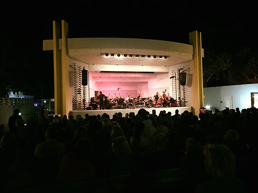 Orchestra Miami at the North Beach Bandshell