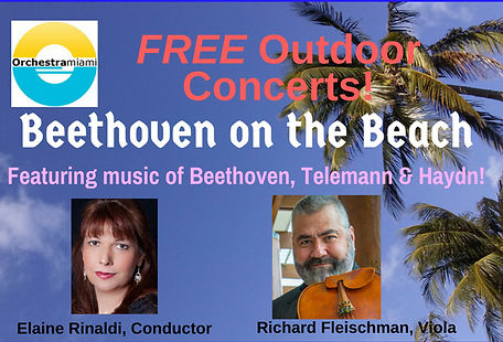 Beethoven on the Beach 2018