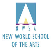 Logo for New World School for the Arts