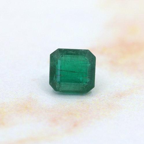 4.19ct Natural Emerald