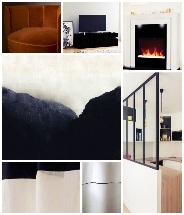 Moodboard visite conseils