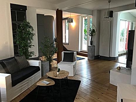 Home staging Nathalie BORÉ design Décoratice UFDI Granville Manche