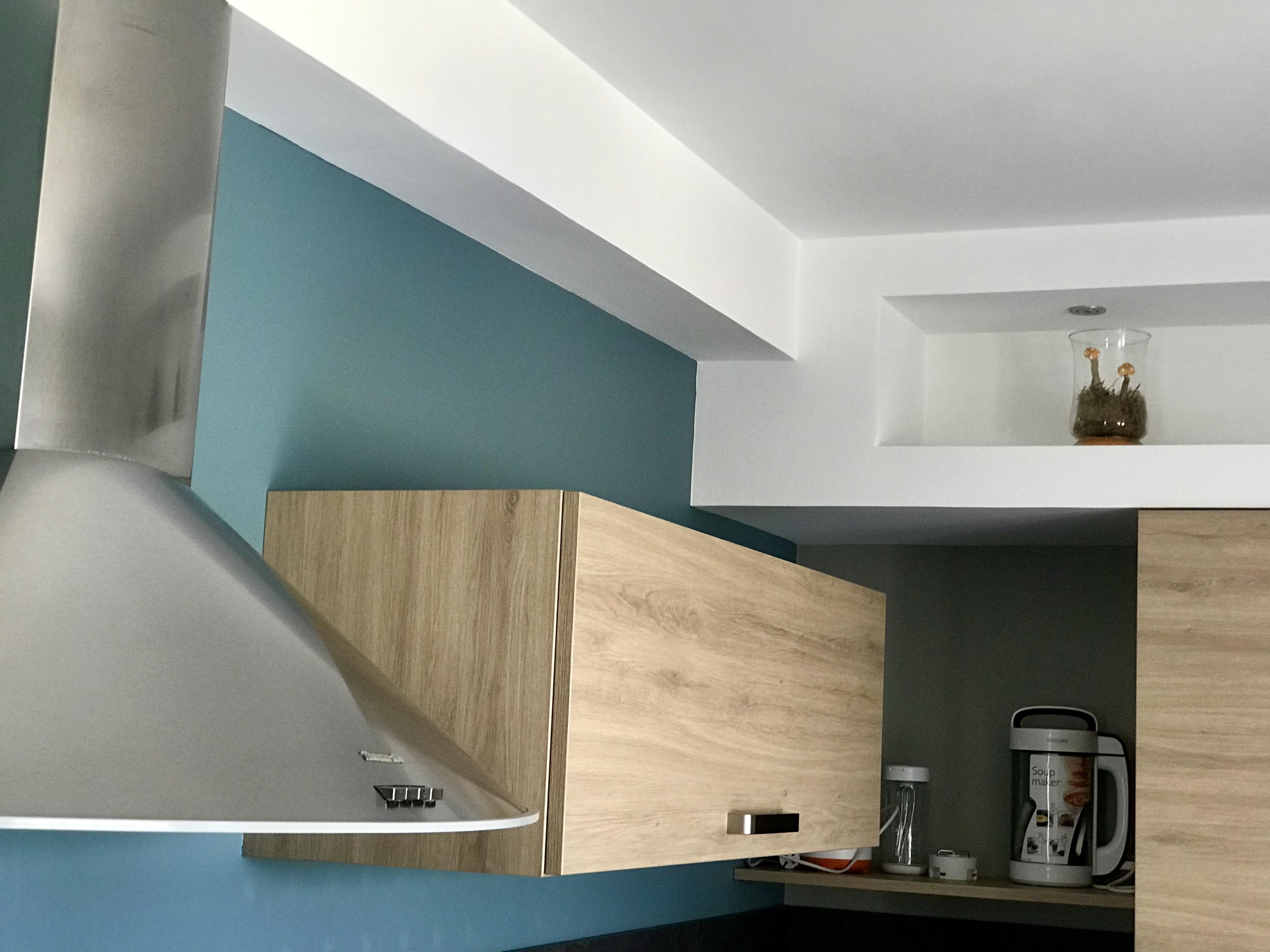 Rénovation cuisine ouverte