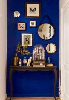 Histoire et symbolique du Bleu
