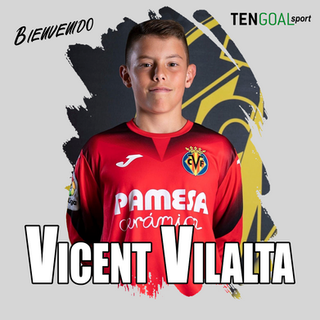 "Portero  Villareal CF  Infantil ""B"" Liga Preferente  Nacionalidad: España"