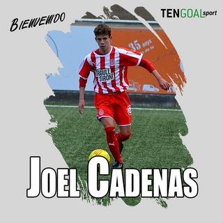 "Interior Izquierdo  Girona FC  Cadete ""B"" Liga Preferente  Nacionalidad: España"