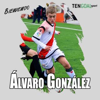 """Medio Centro Defensivo  Rayo Vallecano  Infantil """"A"""" Liga División de Honor  Nacionalidad: España"""