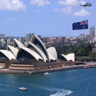 Australian research landscape