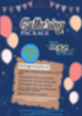 Gathering - School & College Package Fin