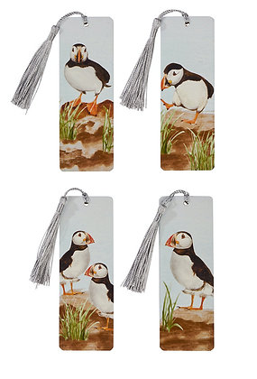 Puffin Bookmark