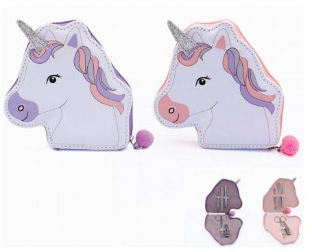 Unicorn Manicure Set